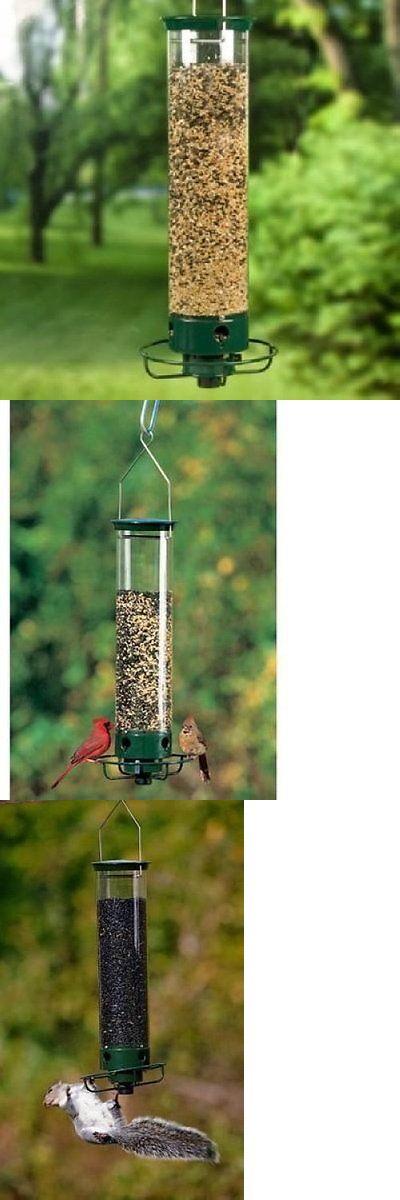 Seed Feeders 42350: Droll Yankees Yf Yankee Flipper Motorized Squirrel Proof Hanging Birdfeeder 21 -> BUY IT NOW ONLY: $117.88 on eBay!