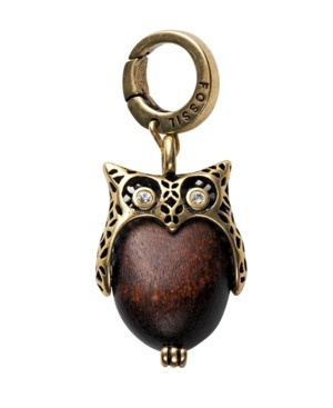Owl charm- on my wish list: Wooden Owl, Style, Creative Charms, List, Jewelry Charms, Products, Owls