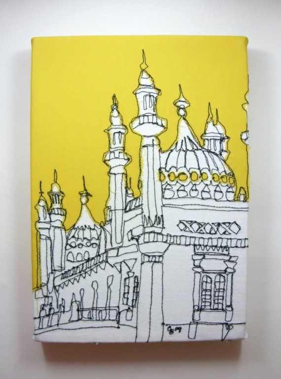 Gillian Bates | Brighton Pavilion | https://www.etsy.com/uk/shop/gillianbates?ref=l2-shopheader-name