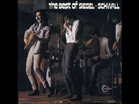 The Siegel Schwall Band - The Siegel Schwall Band ( Full Album Vinyl ) 1971 - YouTube
