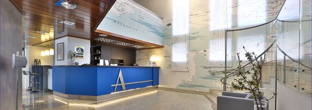 BEST WESTERN Atlantic #Hotel a #Milano