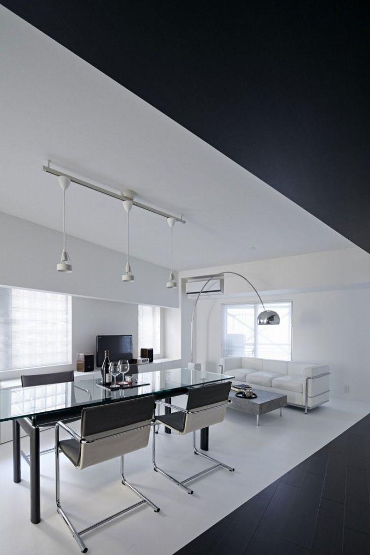 D̩co salon blanc pour une atmosph̬re accueillante Р75 id̩es ...