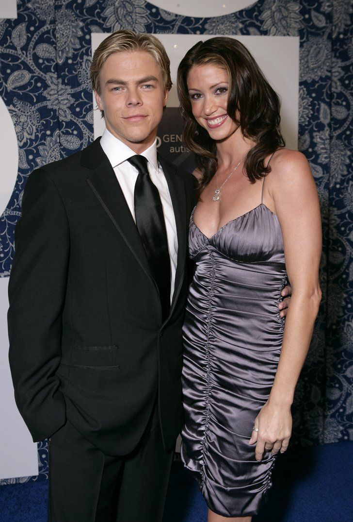 7 Celebrity Couples Who Met on Dancing With the Stars Derek Hough and Shannon Elizabeth