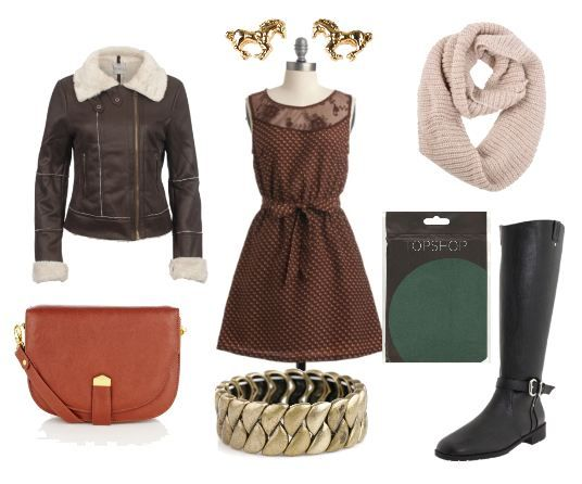 Geek Chic: Fashion Inspired by The Lord of the Rings - Rohan