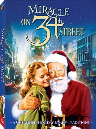 Miracle on 34th Street (1947) Poster-once again the original was best