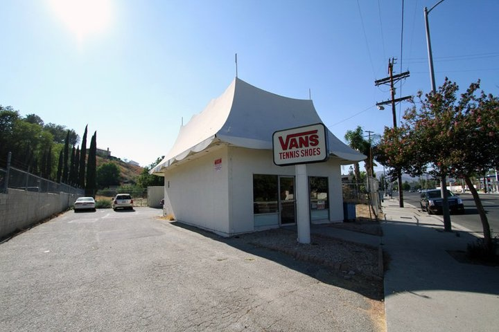 One of the original Vans Shoes Stores, San Fernando Valley