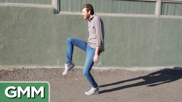 The Safest Way to Walk- Good Mythical Morning. SO HILARIOIUS! i could not stop laughing