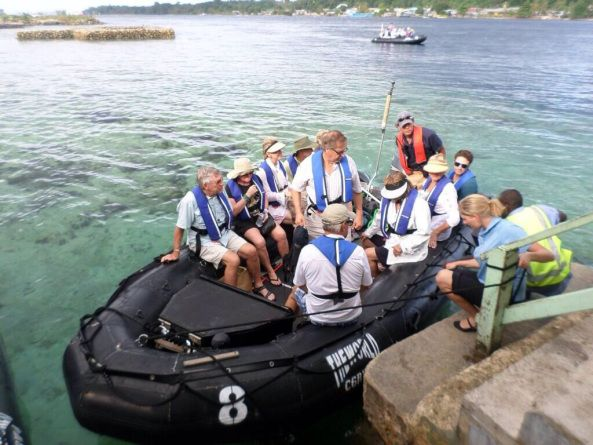 Bougainville Cruise Industry