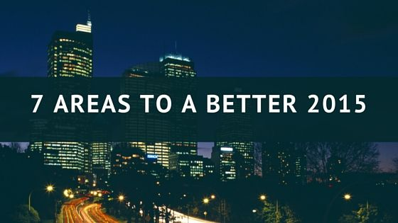 How about those 2015 dreams? Need some motivation? Read 7 Areas to a better 2015 http://www.mylifeexcel.com/7-areas-to-a-better-2015/