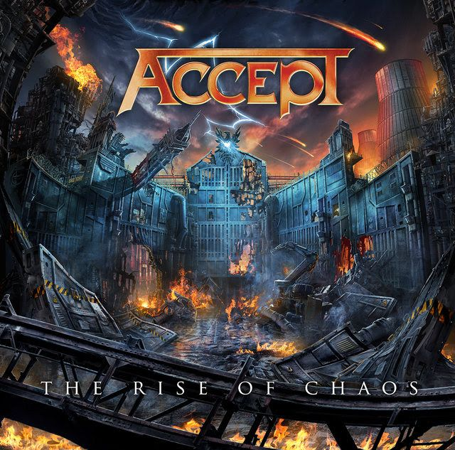 """Heavy Metal Music & More  : ACCEPT """"The Rise Of Chaos"""" [Recenzja]"""