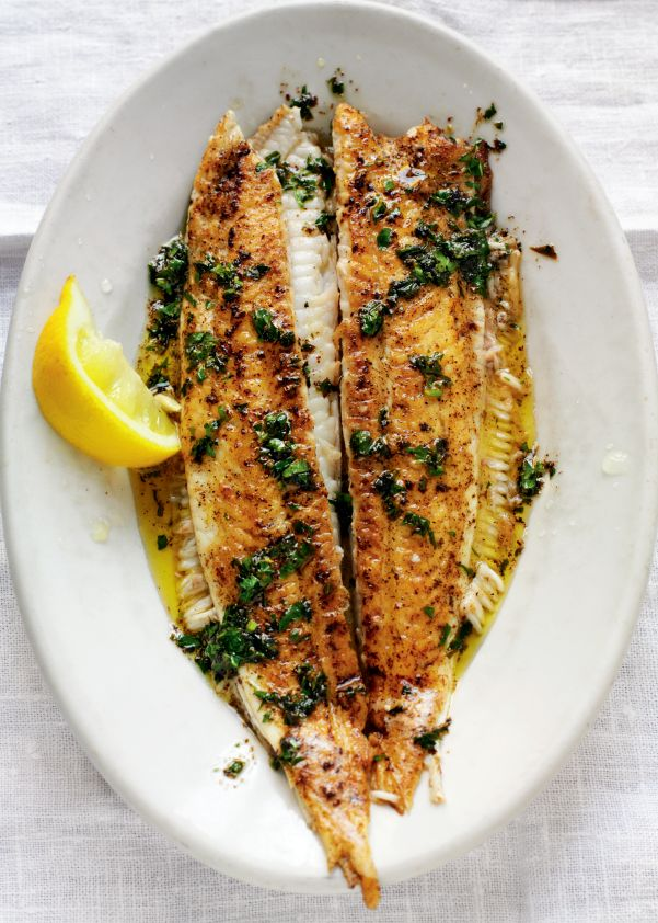 Watch: Rick Stein shows how to cook and prepare Dover sole - The Happy Foodie