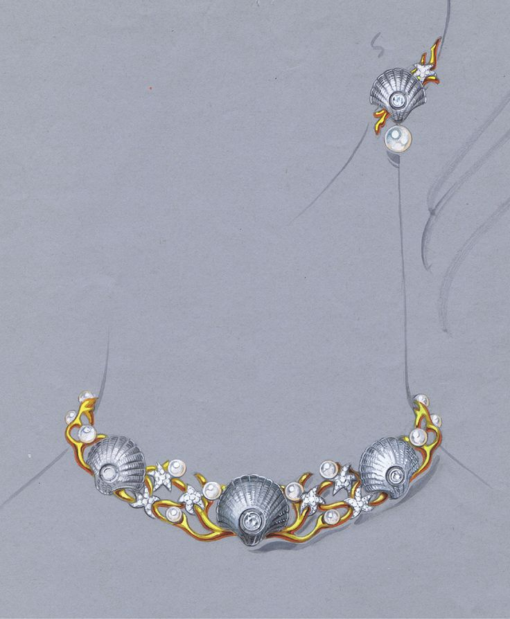 Best 25+ Jewelry design drawing ideas on Pinterest ...