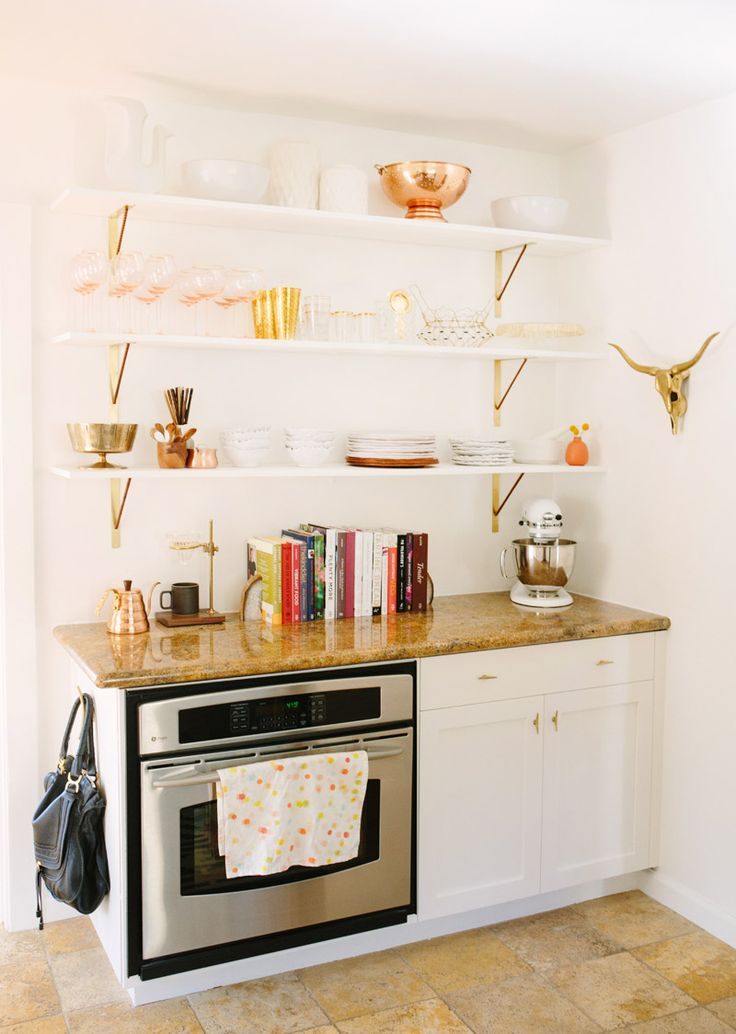 Kitchen Refresh with True Value Part 2! via A House in the Hills