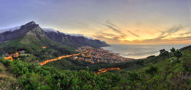 Auf zum Kap der guten Hoffnung: Kapstadt Reise mit Flügen und Unterkunft schon für 599€