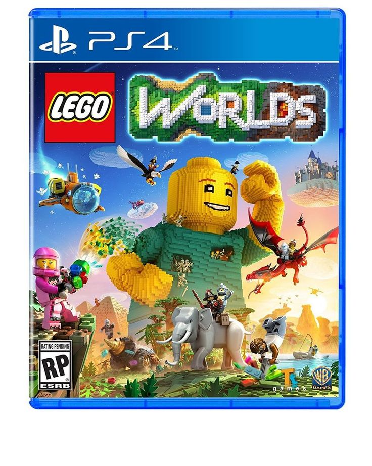 #LEGO Worlds #Playstation 4 #PS4 #Sony #Warner Bros #WB #Video #Game http://ebay.to/2mxBARc #ebay #deal #kids #games #gaming #gamer #LEGOWorlds