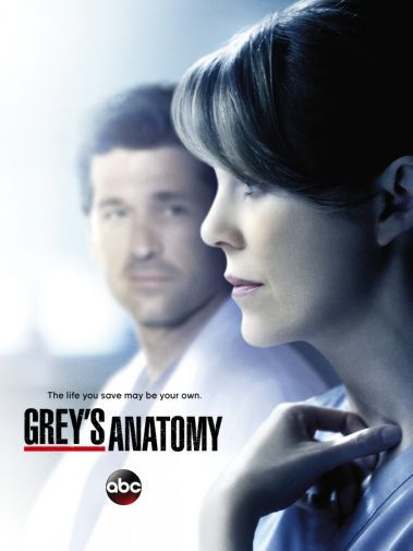 Greys Anatomy poster 24inx36in Poster 24x36