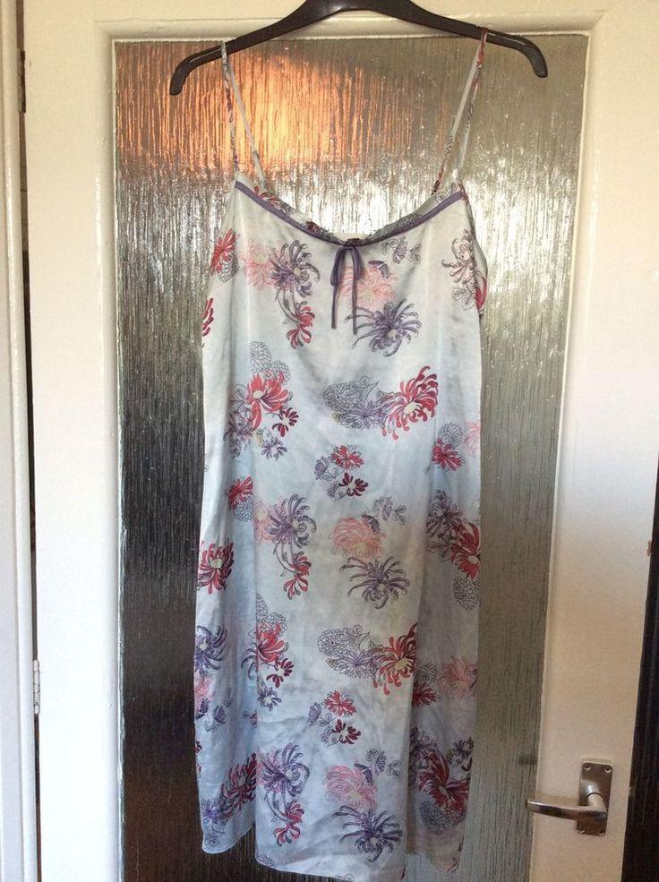 M&S PER UNA Ladies Nightdress UK12