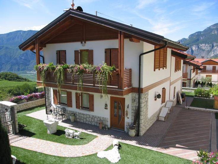 Modern Kır Evi Tasarım Örnekleri