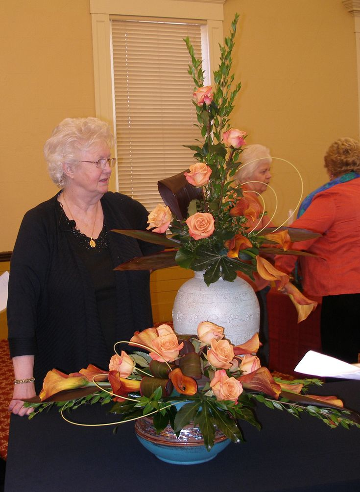 Ann McDevitt, Acton Garden Club