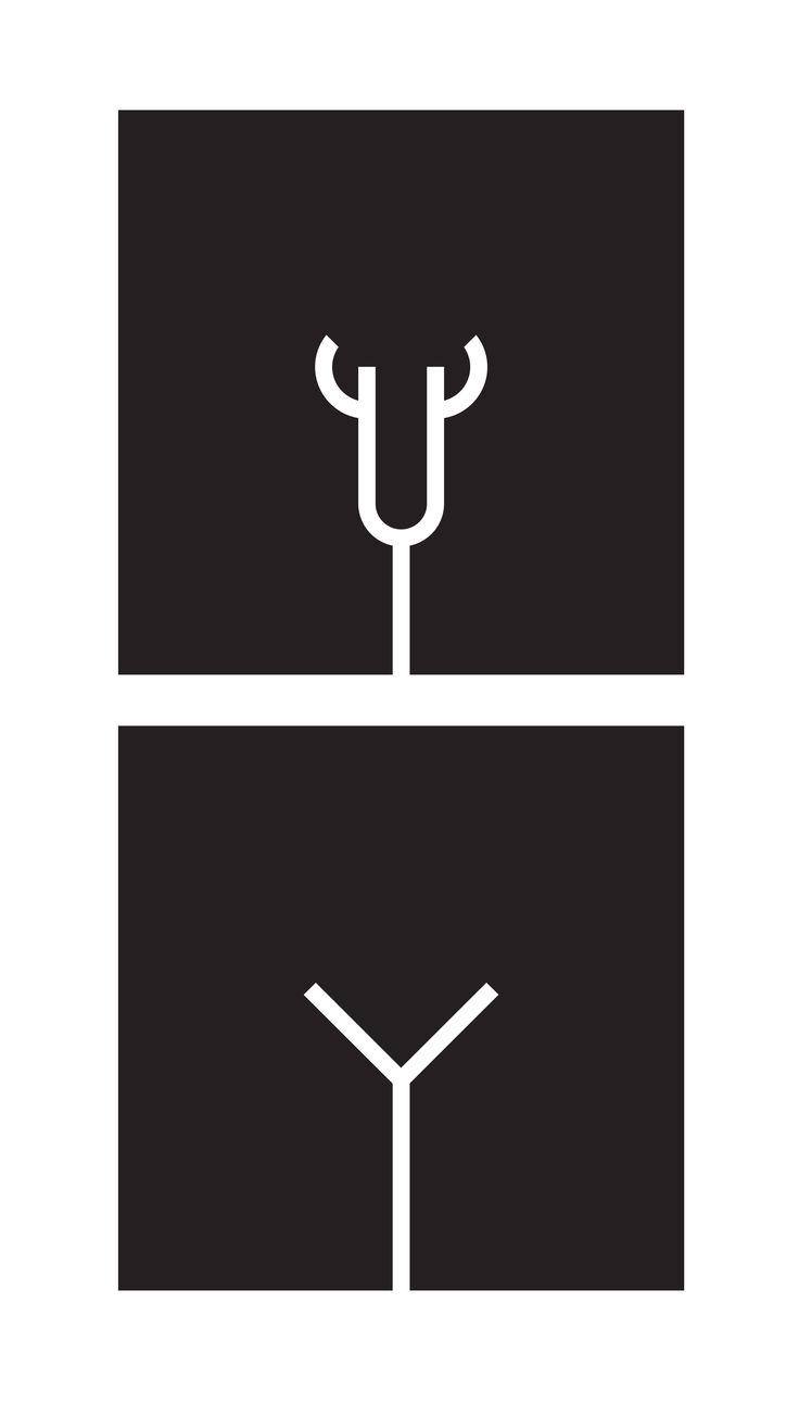 cafe bathroom pictograms mia jem pictogram