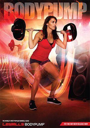 BodyPump 88 (celle du mois de mai chez Énergie cardio! )
