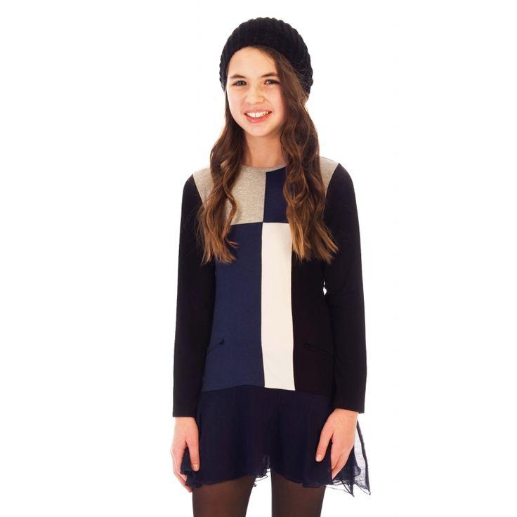Dress - Kids Designer Clothes, Designer Dresses for Little Girls, Online Fashion, Clothing Store for Girls Online Canada | Limeapple