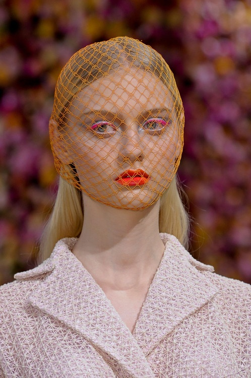 christian dior couture fall 2012 by Raf Simons