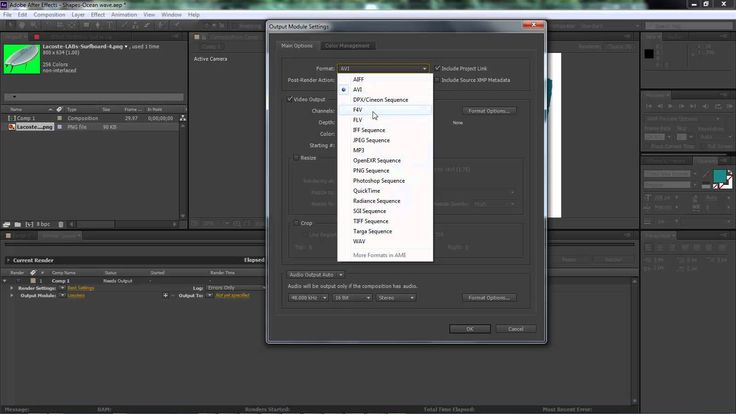 Please have a look at the following video for the NEW Adobe After Effects CC 2014 https://www.youtube.com/watch?v=QUpaoVkMZZc After Effects CC and rendering ...