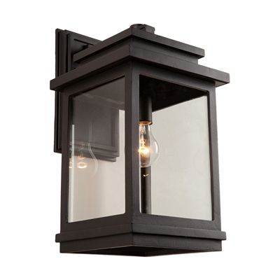artcraft lighting ac8 freemont 1light outdoor sconce
