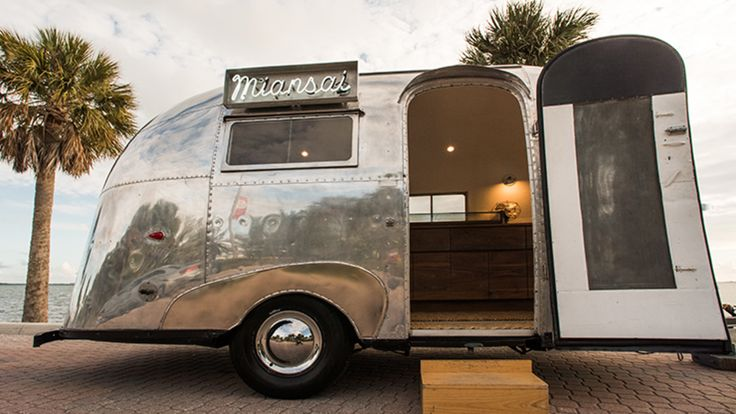 Instead of Stores, Jewelry Brand Miansai Is Betting on 'Mobile Retail' (As in, Vehicles) to Literally Drive Sales. The brand is complementing its traditional retail strategy by selling men's and women's jewelry out of refurbished vintage airstreams across America — and it's working.