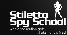 Stiletto Spy School...this sounds awesome....(I would love this as my own bachelorette party someday