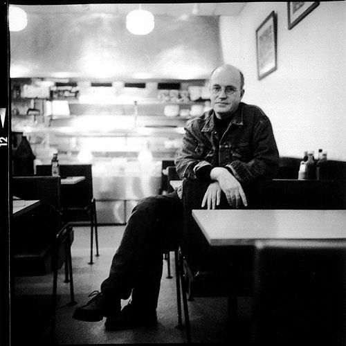 Classic Cafes   Iain Sinclair Interview