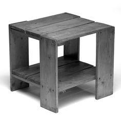 Lage Krat-tafel  Rietveld.