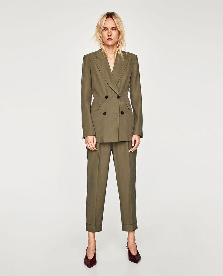 Obrázok 1 z NOHAVICE STRIHU CASUAL od spoločnosti Zara