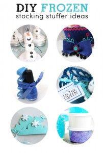Frozen Stocking Stuffers