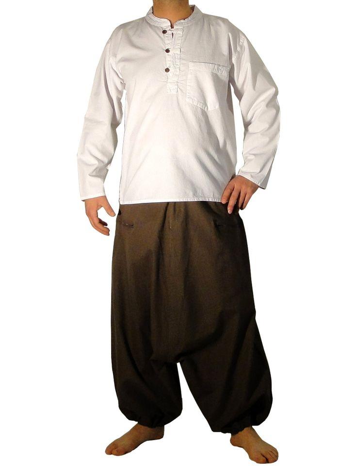 best 20 chemise col mao homme ideas on pinterest. Black Bedroom Furniture Sets. Home Design Ideas
