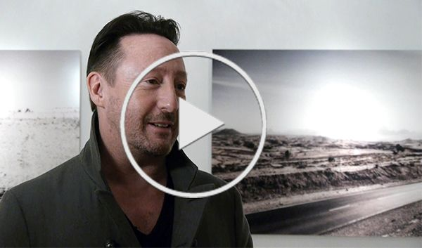 In a video interview with artnet News, photographer Julian Lennon discusses his travels, his charity, and his latest show.  http://news.artnet.com/people/julian-lennon-video-interview-276722
