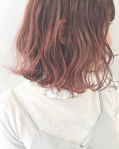秋に気になる「ピンク系」ってどんなの??【ALBUM SHIBUYA/柴田 夏実】  http://www.beauty-navi.com/matome/2044?pint  ≪ #haircolor #hairstyle #ヘアカラー #pink #ヘアスタイル #髪形 #髪型 #ピンクヘアカラー #2017≫