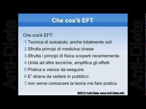 Come fare EFT - Video Base Italiano integrale: istruzioni di come eseguere questa Tecnica Energetica - YouTube
