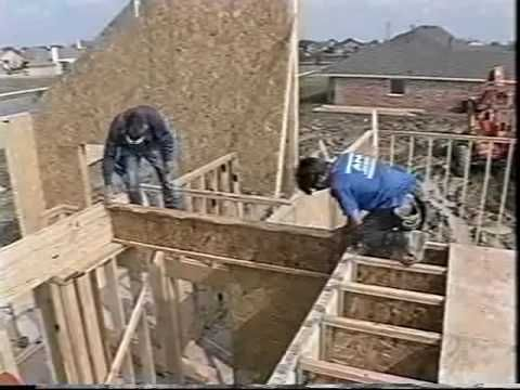 I Joists Buildings With Structural Insulated Panels