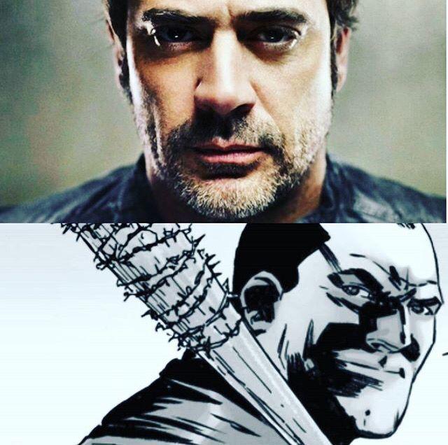 Negan has been cast - Jeffrey Dean Morgan - The Walking Dead