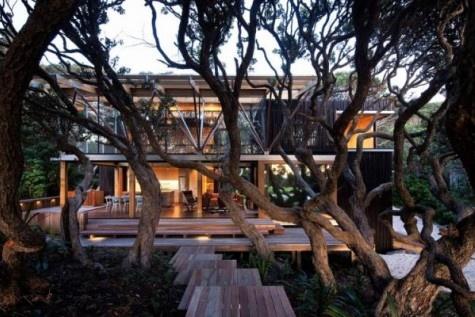 beach house Herbst Architects
