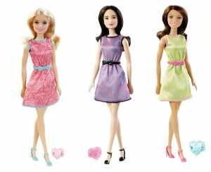 Magica Creatività: Recensione: Barbie regala accessori 2016