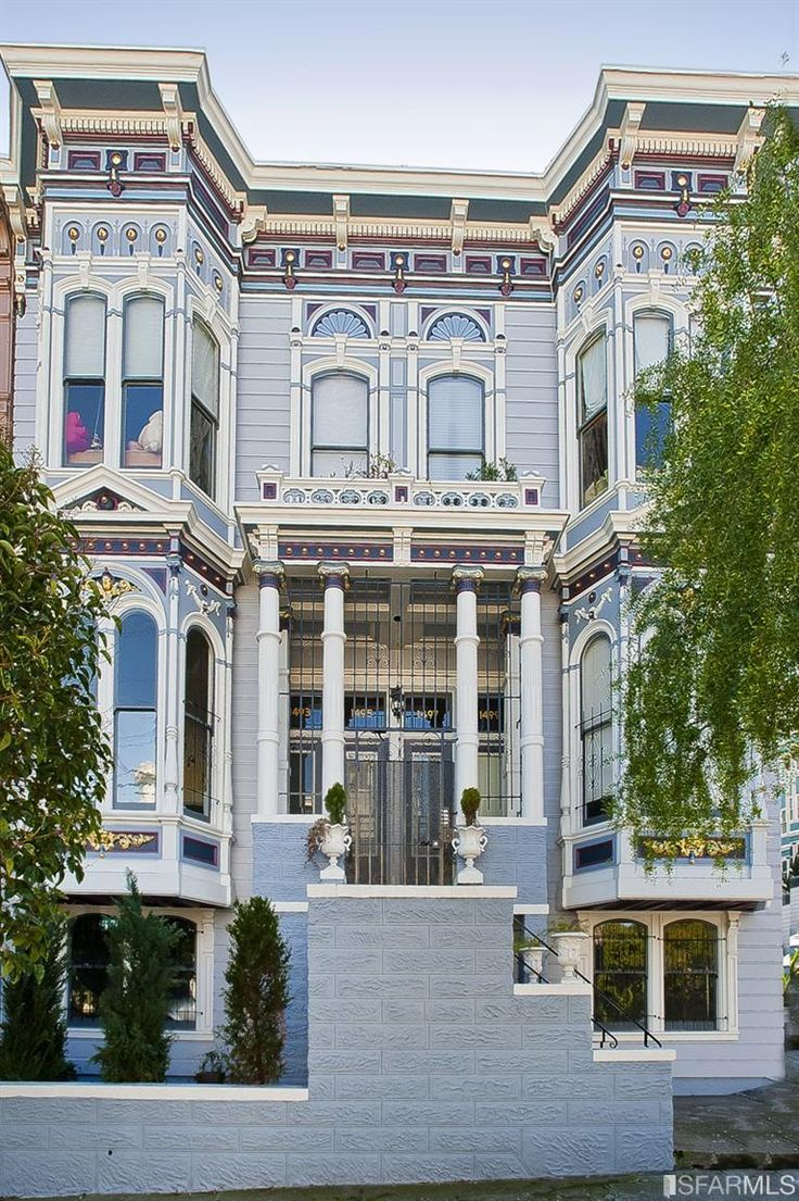 1497 McAllister, San Francisco, ca Living in san