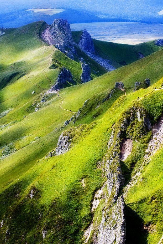 Puy de Sancy, Auvergne