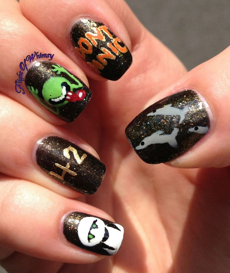 The 234.0+ best Nail art images on Pinterest | Nail scissors, Cute ...