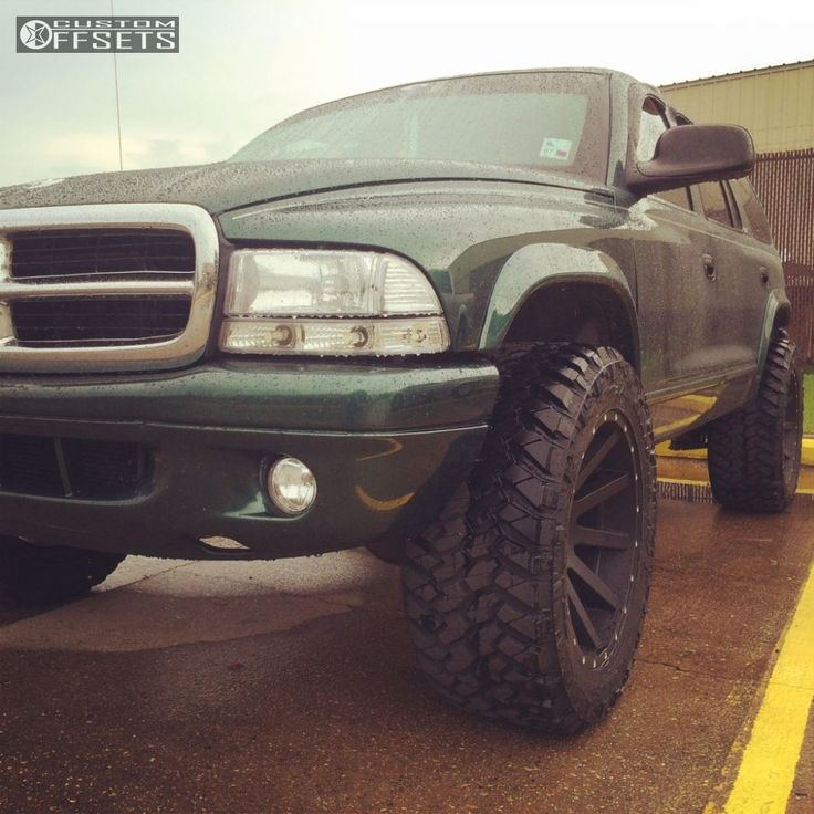 D A C Edff A Dodge Durango Dream Machine on 2003 Dodge Dakota Lifted