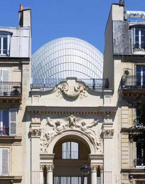 Fondation Jérôme seydoux pathé Paris