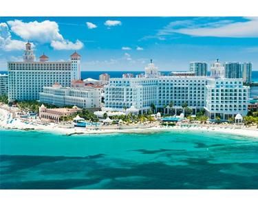 Shoppie.com - 7-Night All-Inclusive Vacation in Paradise Cancun - Riu Palace Las Americas (Must be level 150)