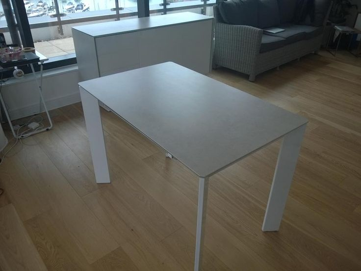 Extensions In Ceramic To Match The Top Table Size Is Ideal For Space Saving Delivered Our Client Southampton